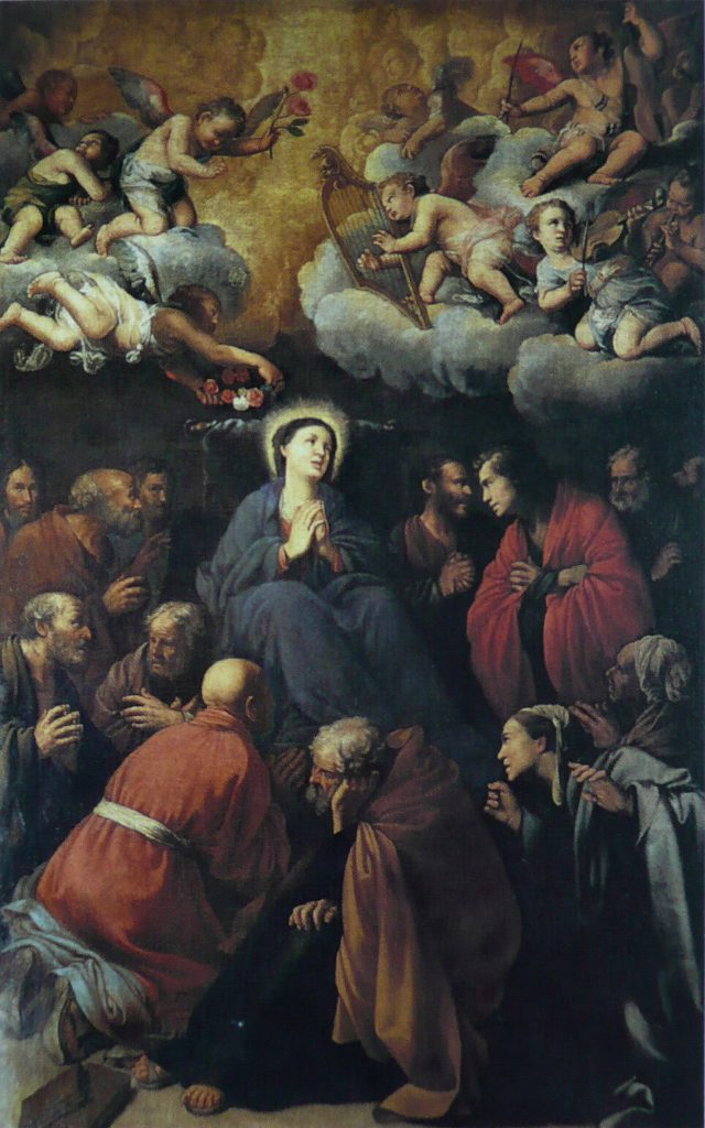Śmierć Marii w wersji Carlo Saraceni