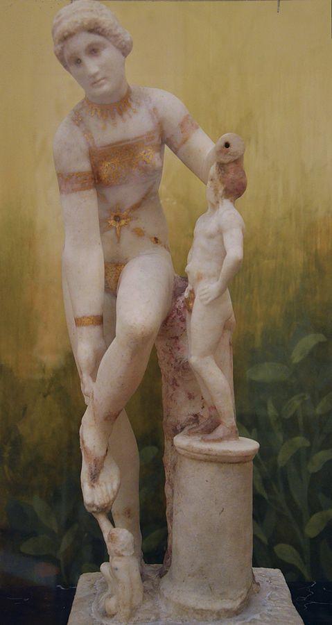 Wenus w bikini