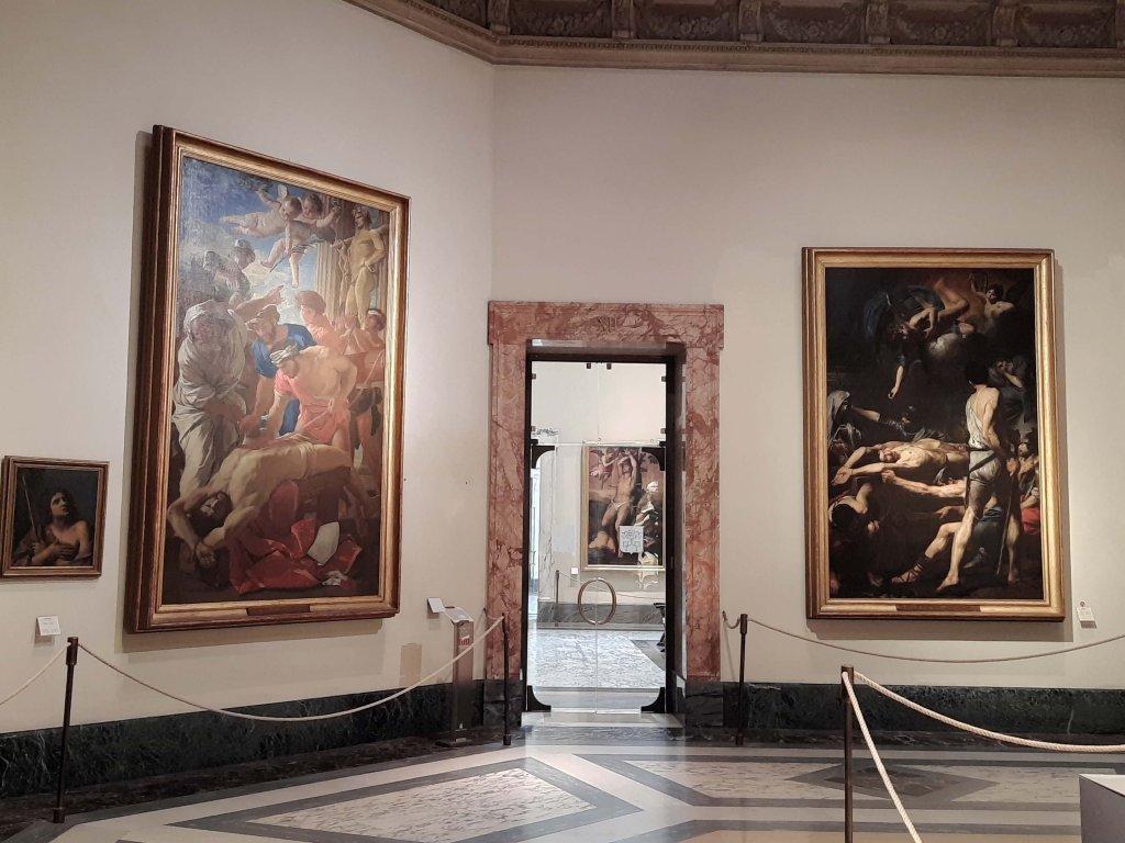 Męczeństwo świętego Erazma na ekspozycji w Muzeach Watykańskich